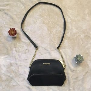 Black Steve Madden Shoulder Bag